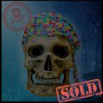SKULLYS #2222 SOLD