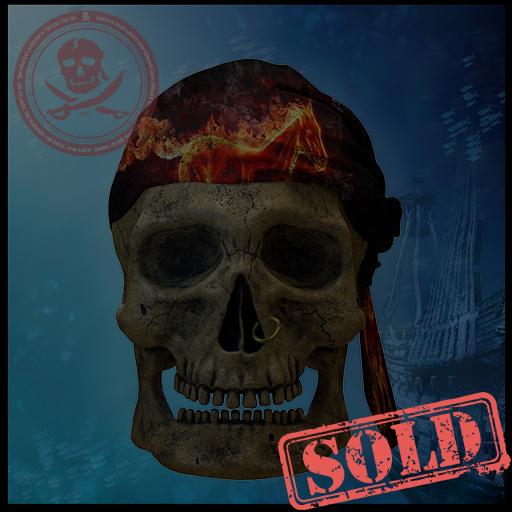 SKULLYS #519 - SOLD
