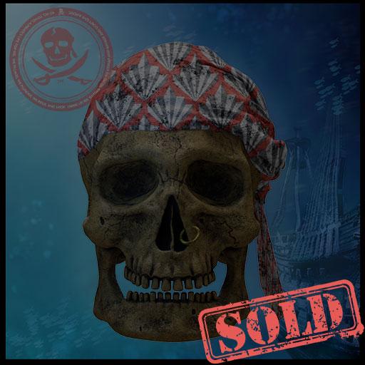 SKULLYS #552 SOLD